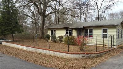 Smyrna Residential Lots & Land For Sale: 4558 N Cooper Lake Road SE