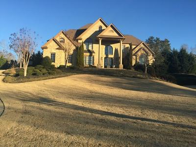 Alpharetta GA Single Family Home For Sale: $1,000,000