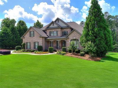 Lawrenceville Single Family Home For Sale: 1408 River Haven Drive