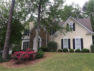 Johns Creek Single Family Home For Sale: 11060 Amberton Crossing