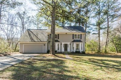Roswell  Single Family Home For Sale: 1820 Ledieu Road