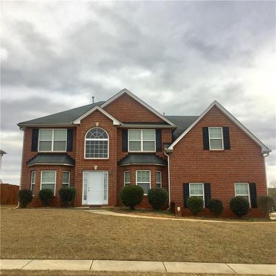 Ellenwood Single Family Home For Sale: 5564 Martin Court
