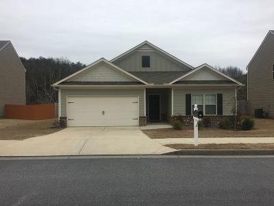 Cartersville Single Family Home For Sale: 19 Canyon Trail SE