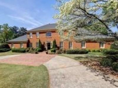 Marietta Single Family Home For Sale: 570 Willow Knoll Drive