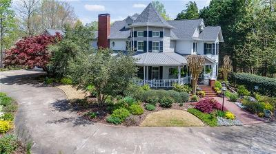 Dawsonville Single Family Home For Sale: 125 River Bend Road