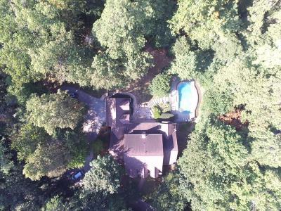 Sandy Springs Single Family Home For Sale: 340 Franklin Road NE