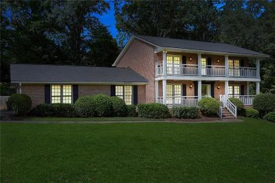 Dunwoody Single Family Home For Sale: 1622 Arnaud Court