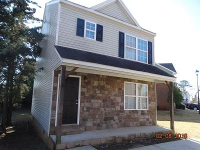 Cartersville Single Family Home For Sale: 9 Middlebrook Drive