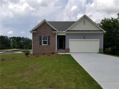 Douglasville Single Family Home For Sale: 7229 Deering Court