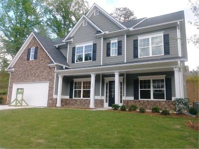 Canton Single Family Home For Sale: 192 Cherokee Reserve Circle