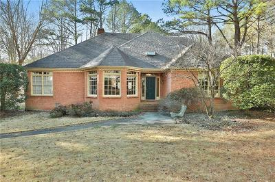 Fayetteville Single Family Home For Sale: 314 Veterans Parkway