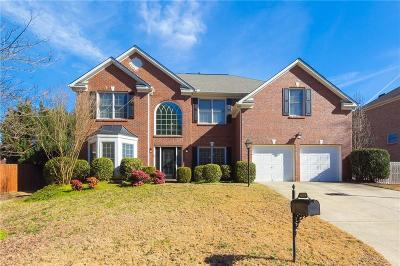 Cobb County Single Family Home For Sale: 4829 Clay Brooke Drive SE