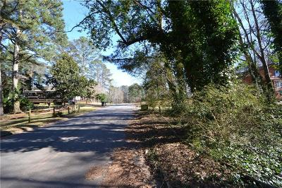 Acworth Residential Lots & Land For Sale: 131 Suzanne Lane