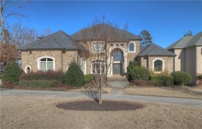 Hampton Single Family Home For Sale: 186 Crystal Lake Boulevard