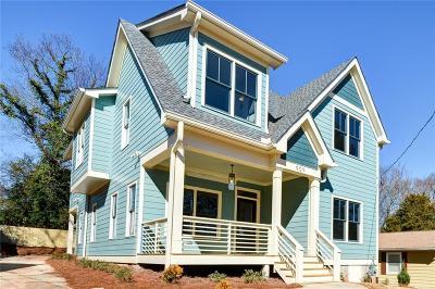 Single Family Home For Sale: 909 Stallings Avenue SE