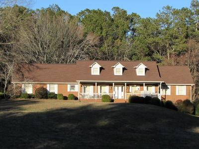 Kennesaw Single Family Home For Sale: 730 N Booth Road NW