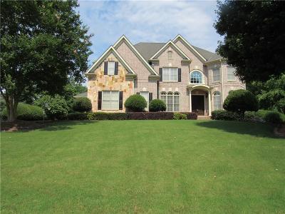 Alpharetta Single Family Home For Sale: 12760 Oak Falls Drive