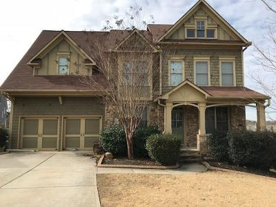 Acworth Single Family Home For Sale: 509 Wicklow Place