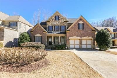 Smyrna Single Family Home For Sale: 4237 Barnes Meadow Road SW