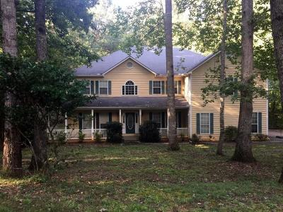 Douglasville Single Family Home For Sale: 6000 Camelia Drive