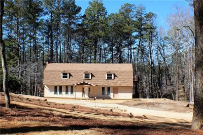 Buford Single Family Home For Sale: 6370 Old Shadburn Ferry Road