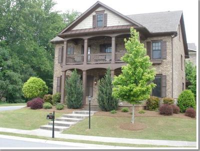 Alpharetta Single Family Home For Sale: 10969 Waters Road