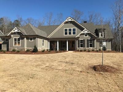 Fayetteville Single Family Home For Sale: 218 Blue Point Parkway