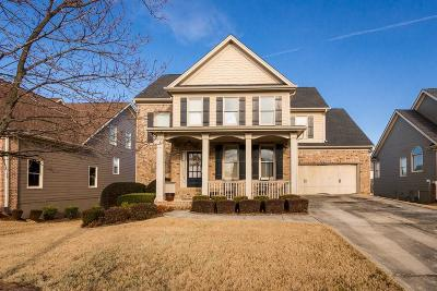 Loganville Single Family Home For Sale: 114 Laurel Bay Drive