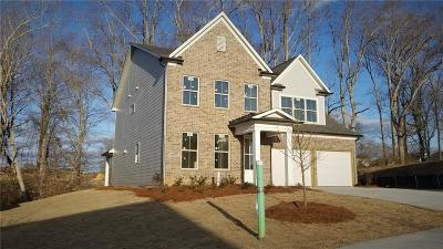Holly Springs Single Family Home For Sale: 510 Edgewater Drive