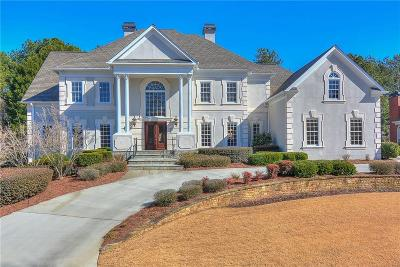 Johns Creek Single Family Home For Sale: 1830 Ballybunion Drive