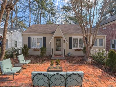 Single Family Home For Sale: 2331 Shenandoah Avenue