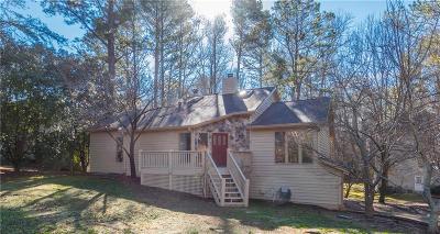 Roswell Single Family Home For Sale: 3794 Bonny Rigg Trail NE