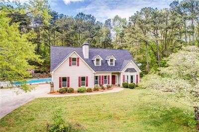 Canton Single Family Home For Sale: 402 Puckett Creek Road