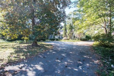 Sandy Springs Residential Lots & Land For Sale: 98 Johnson Ferry Road NW