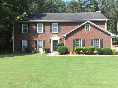 Buford Single Family Home For Sale: 1754 Gray Gables Way
