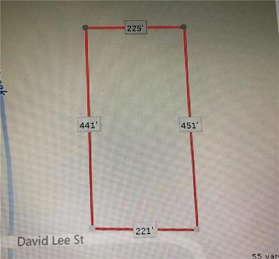 Acworth Residential Lots & Land For Sale: 1522 David Lee Street