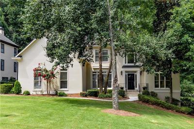 Duluth Single Family Home For Sale: 2115 Noblin Ridge Trail