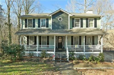Marietta Single Family Home For Sale: 3875 Winners Court