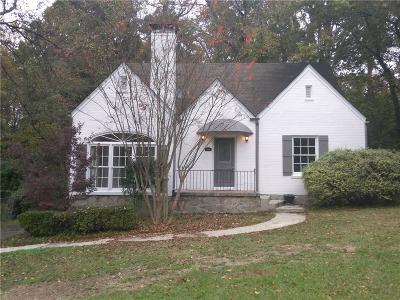 Single Family Home For Sale: 2319 Venetian Drive SW
