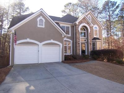 Suwanee Single Family Home For Sale: 571 Amberton Crossing