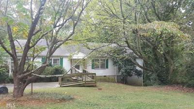 Atlanta Single Family Home For Sale: 1443 Merriman Lane NE