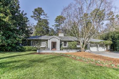 Tuxedo Park, Tuxedo Park Buckhead Single Family Home For Sale: 437 Valley Road NW