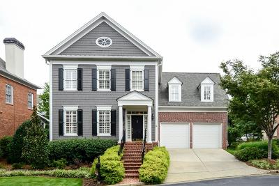 Smyrna Single Family Home For Sale: 3532 Paces Ferry Circle S