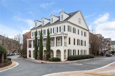 Smyrna Condo/Townhouse For Sale: 4352 Bridgehaven Drive SE #12