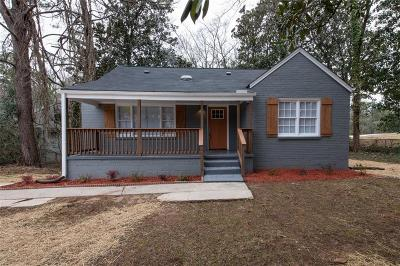 Decatur GA Single Family Home For Sale: $269,000