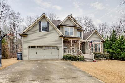 Canton Single Family Home For Sale: 306 Oakwind Way