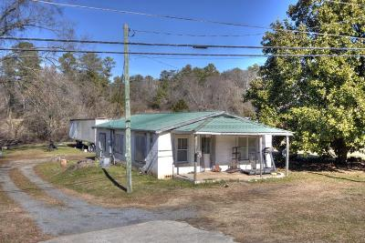 Adairsville Single Family Home For Sale: 1221 Highway 140 NW