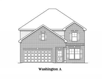 Stockbridge Single Family Home For Sale: 521 Sprayberry Drive