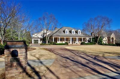 Kennesaw Single Family Home For Sale: 1322 Marietta Country Club Drive