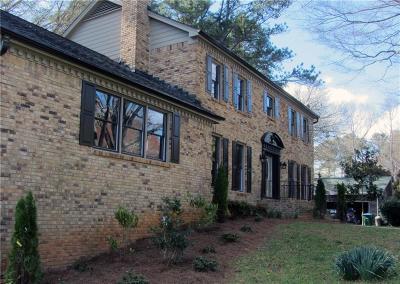 Lilburn Single Family Home For Sale: 507 Daisy Nash Drive SW